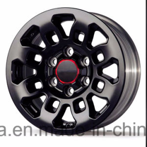 Trd、BBSの方法、Vossenの卸し売りレプリカの乗用車SUV 4X4 Beadloackのアルミ合金の車輪、トヨタのジープ、BMW、日産のためのバストレーラーATVの鋼鉄車輪