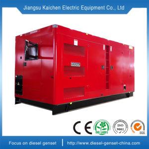 Generatore diesel silenzioso di prezzi di fabbrica 250kVA con a tre fasi