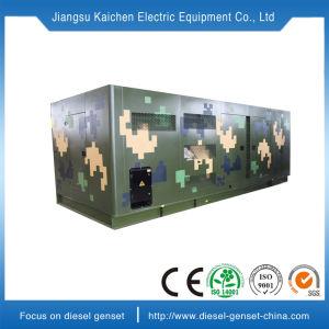 30kw/37.5kVA stille Diesel die Generator door Yangdong Engine wordt aangedreven