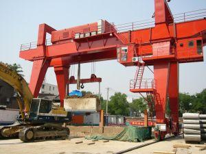 150 tonnellate Electric Doppia gru a cavalletto della trave con l'amo