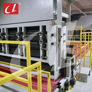 Meltblown CL SMS Nonwoven Spunbond compuesto de tejido que hace la máquina
