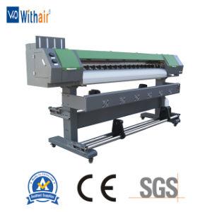 De dubbele Printheads Dx5/7 Oplosbare Printer van Eco van het Grote Formaat met 1440dpi