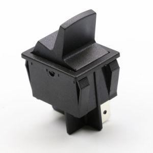 Kcd4 interruttore di attuatore di risistemazione di Pin del nero 2 con 20A