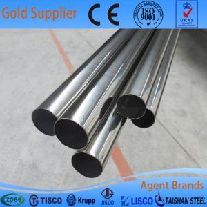 Tube en acier, 316/304/201 pour la construction de tuyaux en acier inoxydable
