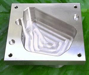 Soem-Präzision CNC-maschinell bearbeitenteil-Edelstahl-Aluminium maschinell bearbeitetes Teil