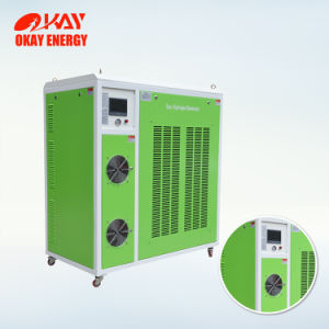 Generator van de Waterstof van Hho Oxy van de Koolstof van de efficiency de Lage voor Boiler/Verbrandingsoven