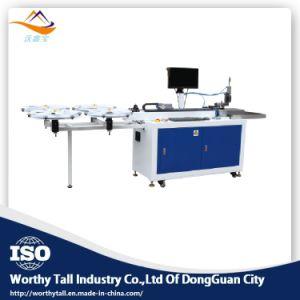 Flexão Blade CNC altamente automatizado e máquina de corte de Vincagem