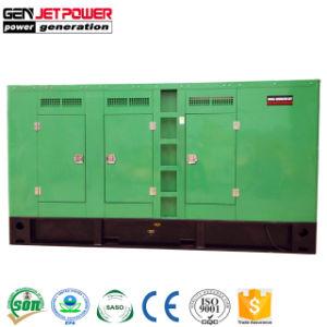 De geluiddichte van de Diesel van de Macht 240kw van Weichai van de Luifel Prijs Generator van de Generator 300kVA