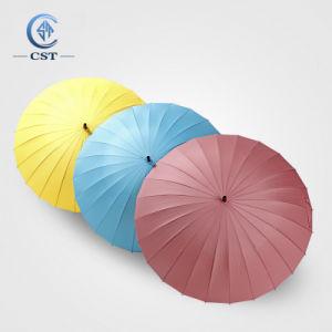 2018 Custom Golf promotionnelle droites de pluie/parasol