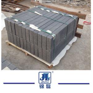 中国は海南の暗い玄武岩または灰色の玄武岩または黒い玄武岩床または壁のクラッディングまたは対処するか、またはKerbstoneまたは壁のタイルまたはフロアーリングまたは舗装するか、または建築材料のための砥石で研いだりまたはBushhammered