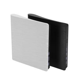 USB3.0 Spieler-Brenner-Laufwerk des External-DVD/CD des Laufwerk-DVD/CD (weiß)