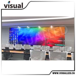 Стадион высокой четкости отображения Р1.667 светодиодный дисплей для установки внутри помещений