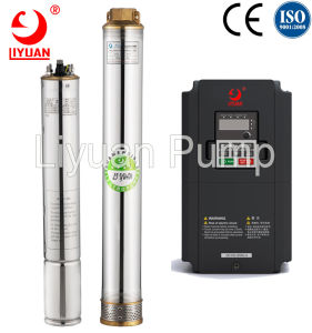Pompa buona profonda di vendita calda, pompa ad acqua elettrica