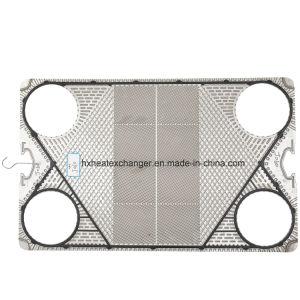 J060 en acier inoxydable Plaque 304/316L'échangeur de chaleur