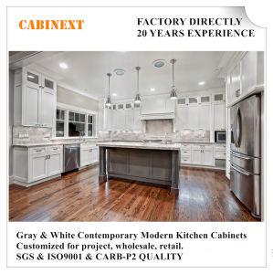 Flat Pack gabinetes de cocina Muebles modulares de madera al por ...