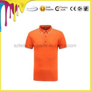 Новая конструкция T кофта короткие втулки повседневная мужская рубашка поло