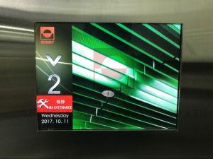 Zoll der Höhenruderstellung-Bildschirmanzeige-6.4 (SN-DPLA)