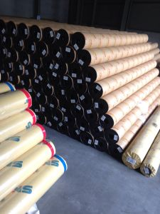Material de impresión PVC laminado brillante Frontlit Flex Banner