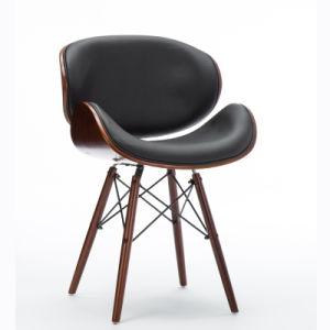 Bentwood調節可能なPUのバースツールのカウンターの椅子棒椅子
