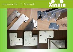 Goldfish Xx-C05 Sculpt Eisen-Eckcode/Aluminiumrahmen-Winkel