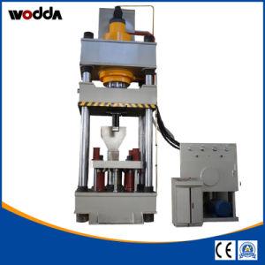 800 la tonelada de forma automática cuatro columnas prensa hidráulica la máquina de bloque de sal de la máquina de prensa