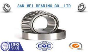 Конический роликовый подшипник латунные/Нейлон/стальной каркас для плат высокое качество/обычного качества 30203 30204 30205