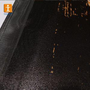 Для использования вне помещений ограждения Custom печать виниловая пленка ПВХ Сетчатый баннер (TJ-25)