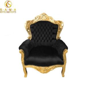 Les Evenements Banquet De Mariage Luxe Roi Trone President Chaise Style Baroque