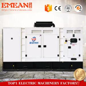 Стандартные, долгий срок службы 350квт 437.5ква дизельный генератор Super Silent