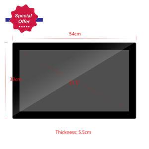 전기 용량 접촉을%s 가진 전시를 광고하는 잘 고정된 실내 HD 21.5  인조 인간 정제
