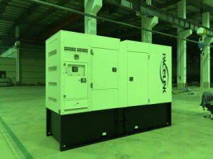 250kVA Cummins ha alimentato il gruppo elettrogeno diesel insonorizzato con Ce/ISO economico
