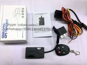Coban GPS311 der Motorrad-Verfolger GPS, der mit freiem Web aufspürt, gründete androides APP GPS Gleichlauf-System