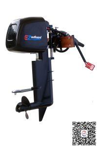 20HP elektrische Outboard/Nul Pollution/Ez Outbaord van de Motor van de Boot Elektrische Buitenboord Elektrische