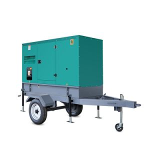 주요한 힘 트레일러 유형 다이너모 디젤 엔진 발전기 세트를 가진 진짜 250/500/800 Kw 발전기