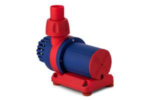 Gleichstrom 24V fließen Steuerelektromagnetische versenkbare Aquarium-Pumpen der Geschwindigkeits-6500L/H