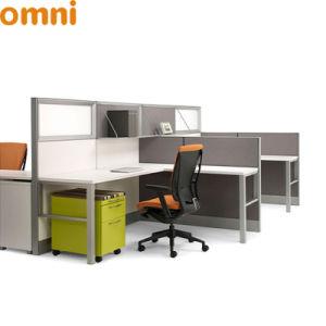 Современная мебель отделение шкафа управления рабочей станции для 4 человек