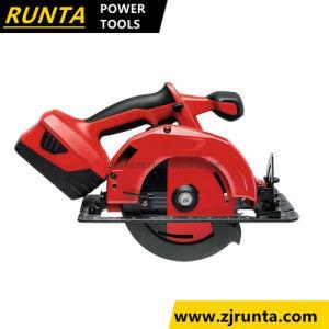 Motor sem escovas Serra circular sem fio para Telhas e corte de madeira