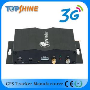 3G автомобиль GPS Tracker с карты памяти SD датчика уровня топлива