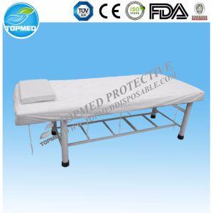 Krankenhaus-Bett-Blatt-Deckel