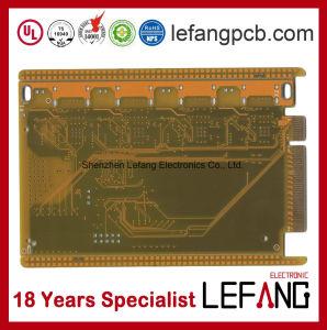 Multi-Layer HASL PCB da placa de circuito isento de chumbo