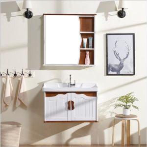 Salle de bains moderne de style de l\'Europe du nord de la vanité de meubles  en chêne armoires sanitaires