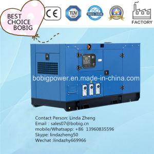 elektrischer schalldichter leiser Dieselgenerator 21kVA-1375kVA mit Weichai Motor