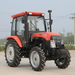 604 las cuatro ruedas del tractor agrícola de la fábrica china