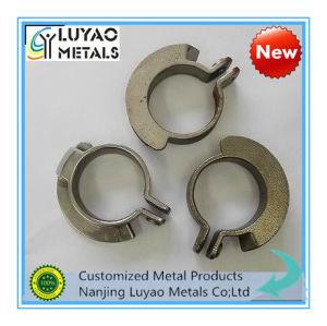 Kundenspezifischer Stahl/Messing/Aluminium-/Eisen-Sand/Investition/verloren Wachs-Gussteil