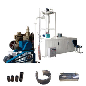 Alimentazione acquatica del gambero del prodotto che fa la pianta di galleggiamento dell'alimentazione dei pesci della macchina per la fabbrica di processo dell'alimentazione