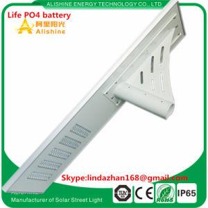 Intelligentized tutto agli indicatori luminosi solari dell'un LED da 15 W - 120W