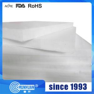 100% de la fábrica de PTFE virgen/ hoja de plástico de la placa de teflón