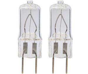 des Halogen-20W Abwechslung Lampen-der Birnen-20W für GE-Mikrowelle