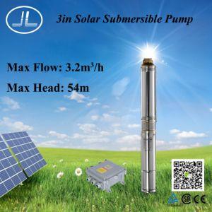 3pouce, de la pompe d'énergie solaire, de la pompe centrifuge pompe submersible