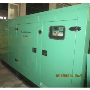 Type de conteneur 1000KW insonorisées générateur électrique en mode silencieux